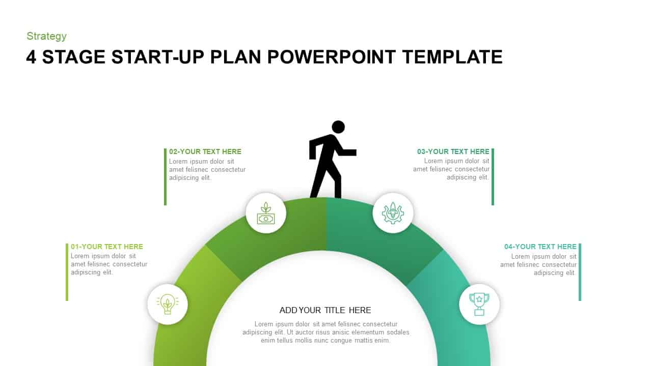 Startup Plan PowerPoint Template