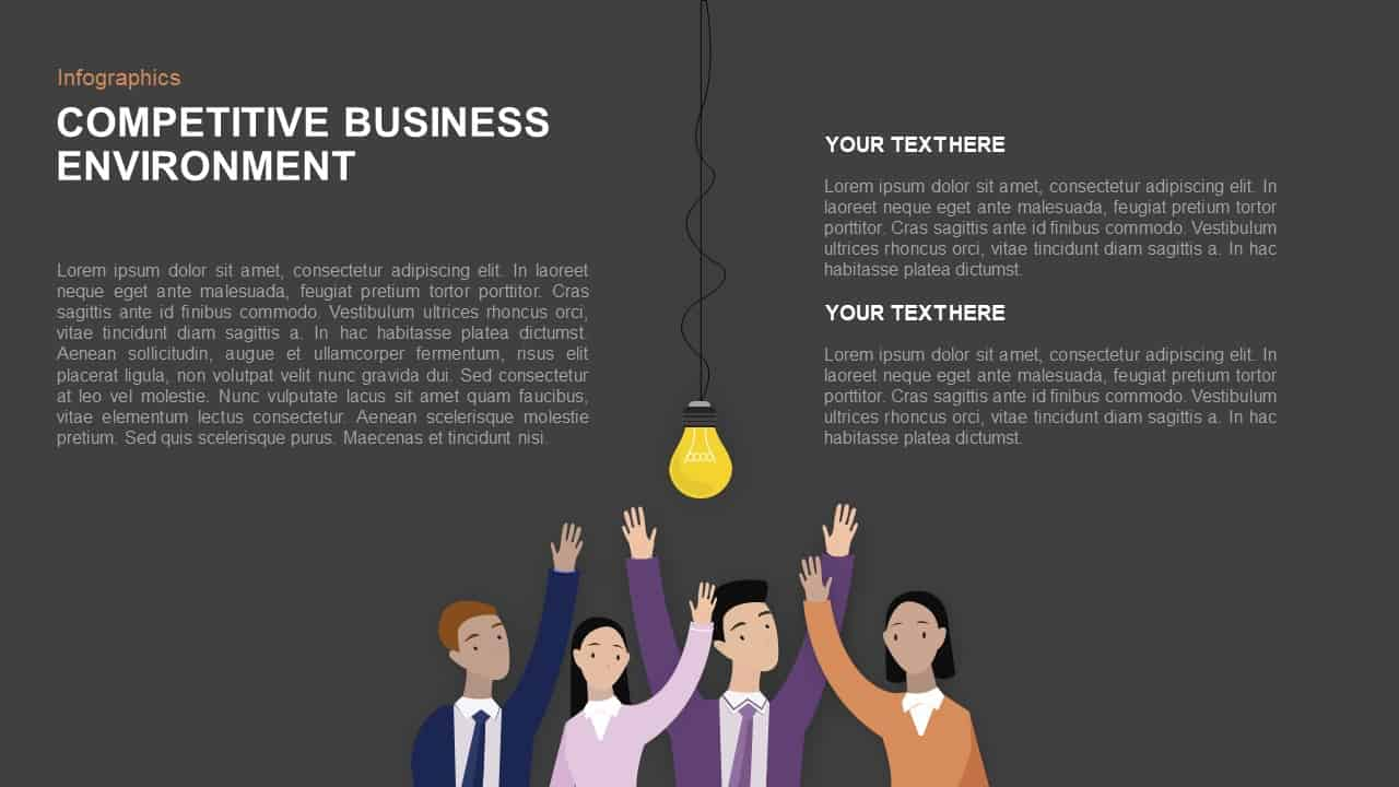 competitive business powerpoint template