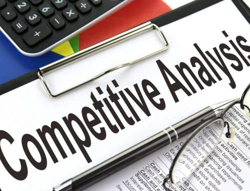 Competitive analysis is essential for business development (template included)