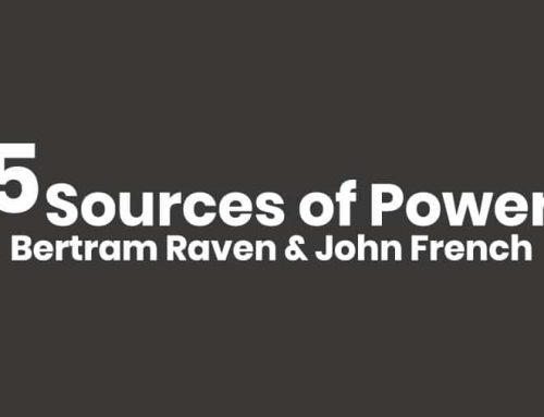 French & Raven theory of Power