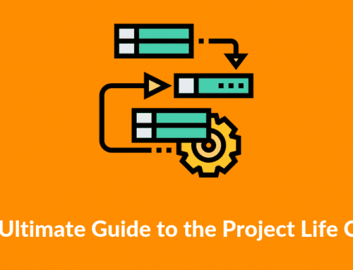 4 phases of the project life cycle