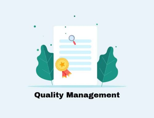 Definition, components and process of quality managment