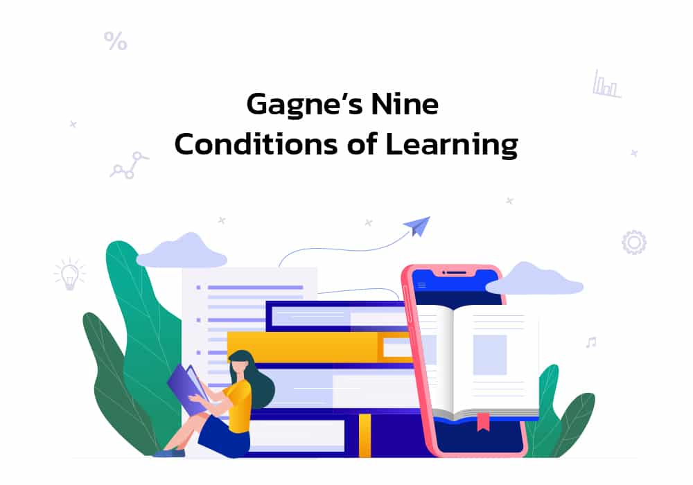 gagne nine condition of learning