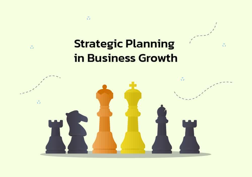 strategic planning in business