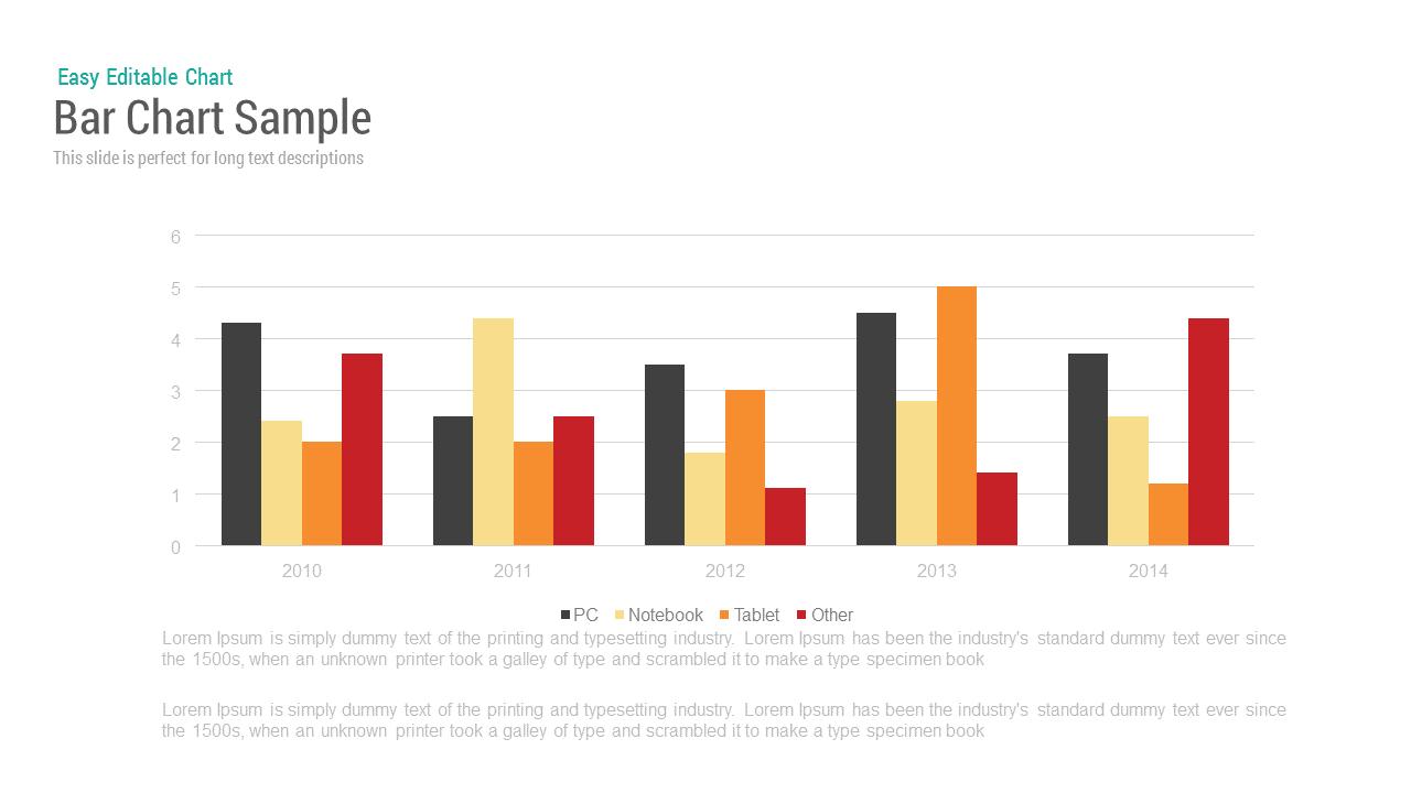 Bar Chart Sample1