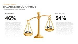 Balance Infographics PowerPoint Template and Keynote Slide