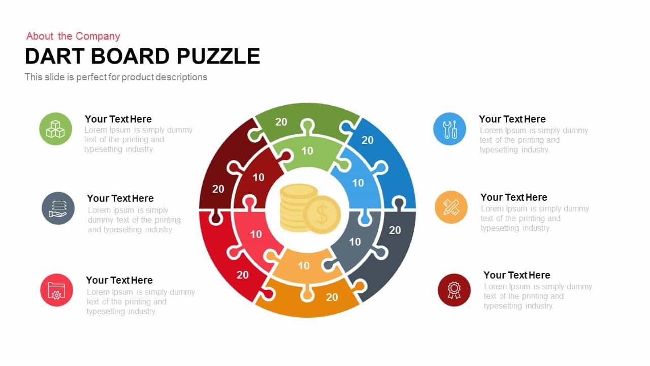 Dart Board Puzzle