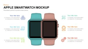 Smartwatch Mockup Apple