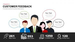 Customer Feedback Template for PowerPoint and Keynote