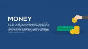 Money PowerPoint Template and Metaphor Keynote Slide