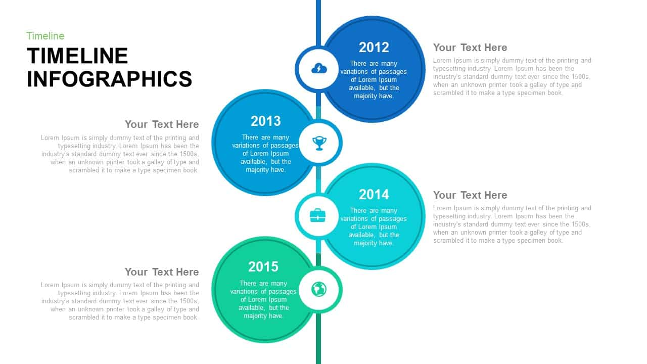 Timeline Infographics PowerPoint Template and Keynote