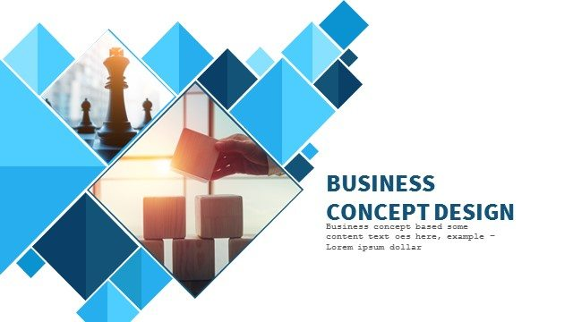 Business Concept Powerpoint Keynote Background and Theme