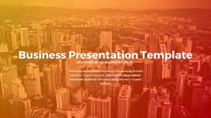 Business Presentation PowerPoint Templates and Keynotes
