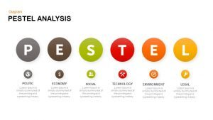 Pestel Analysis PowerPoint Template & Keynote slide