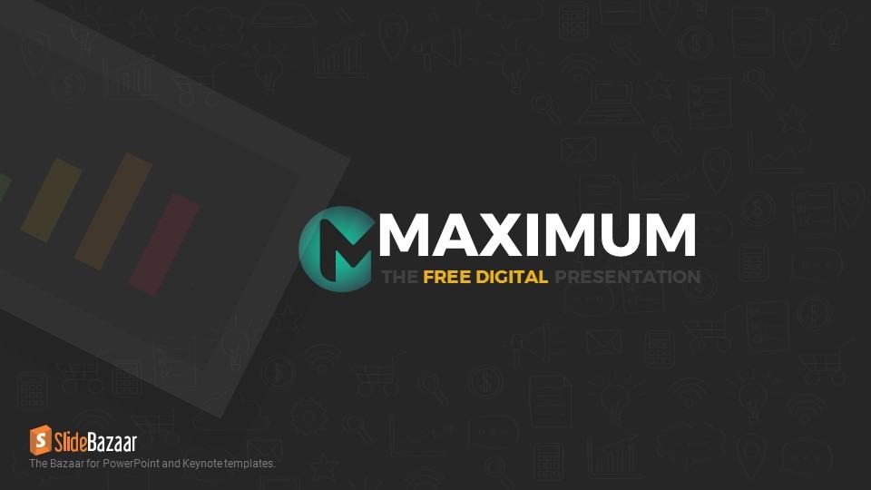 Maximum Free Multipurpose PowerPoint Template
