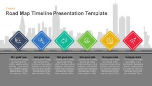 Roadmap Timeline PowerPoint and Keynote Presentation Template