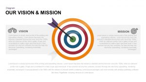 Vision Mission PowerPoint Template and Keynote Slide