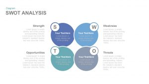 Free SWOT Analysis PowerPoint Template and Keynote Slide