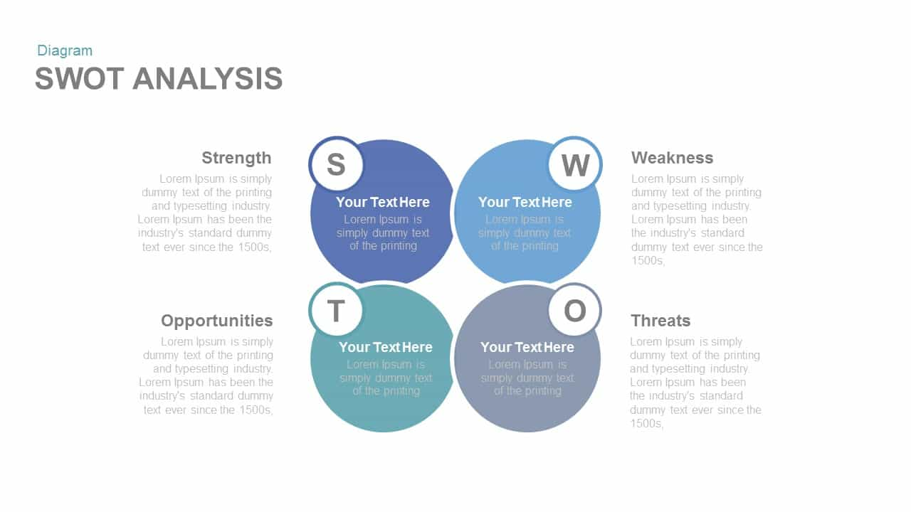 Free Swot Analysis PowerPoint Template and Keynote