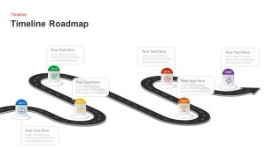 Timeline Roadmap PowerPoint Template and Keynote