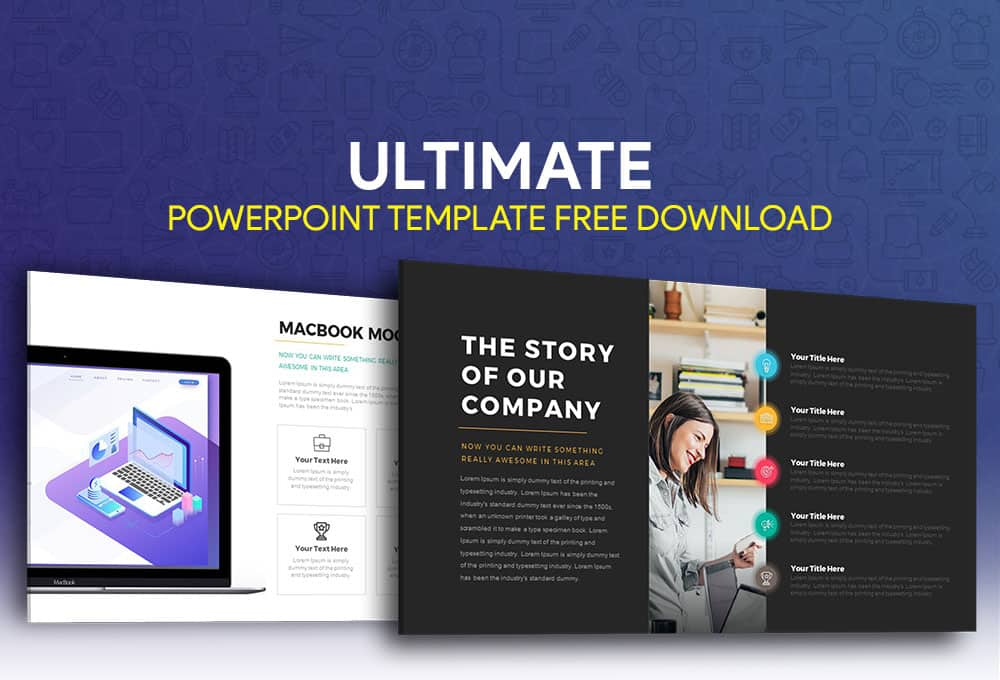 Ultimate free powerpoint template