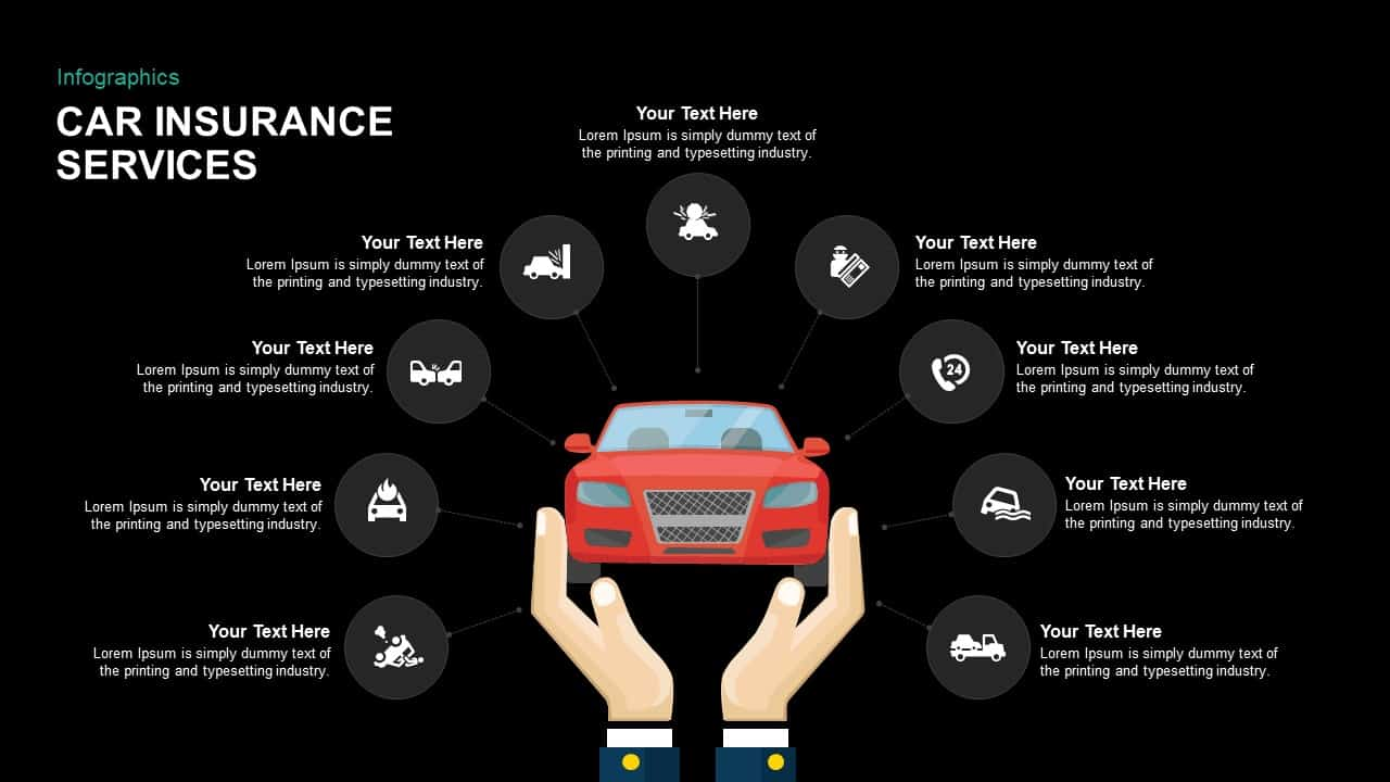Car Insurance PowerPoint Templates