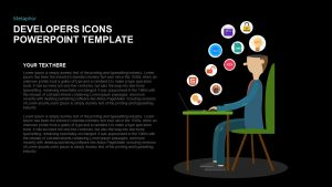 Metaphor Developers Icons PowerPoint Template and Keynote Slide