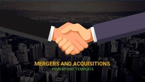 Merger and Acquisition PowerPoint Template and Keynote