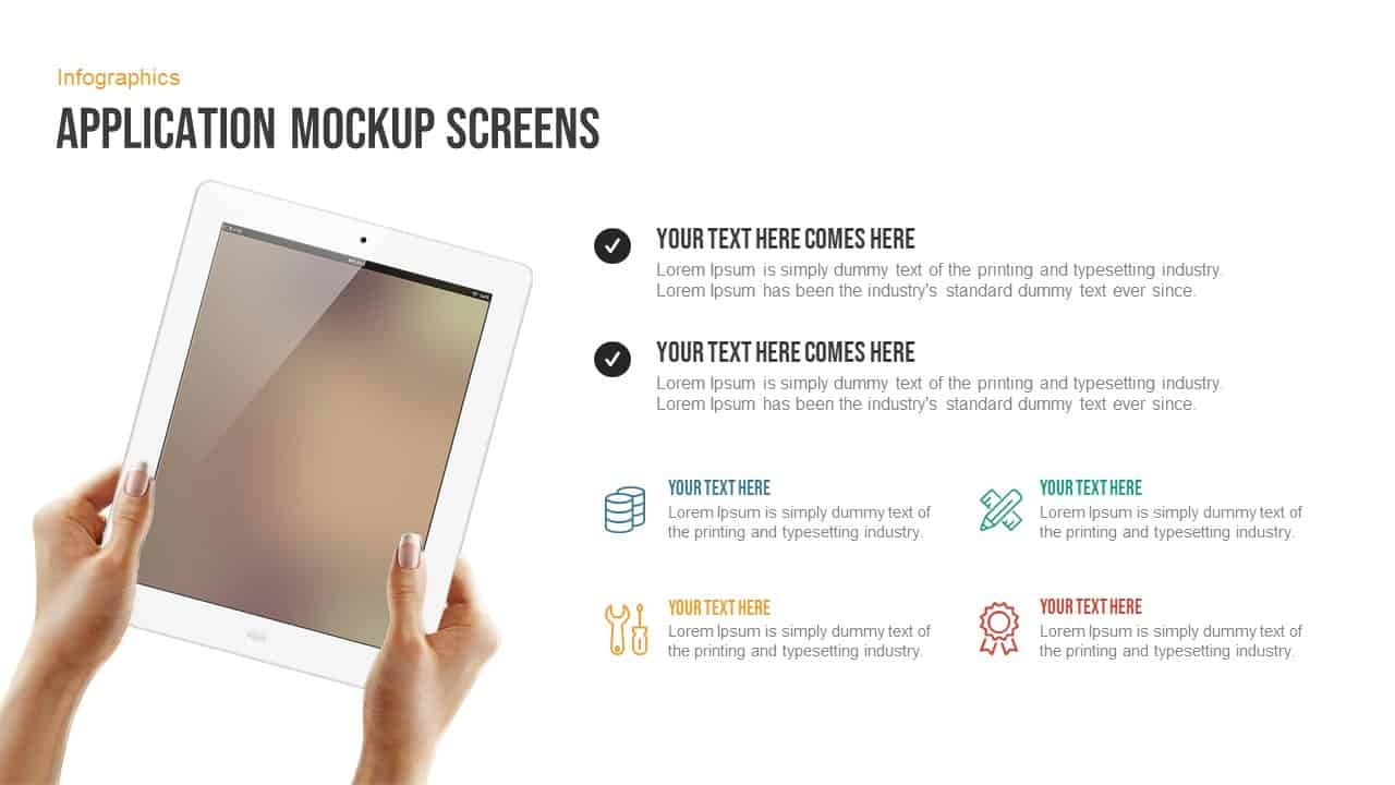 application-mockup-screens-free-powerpoint-template