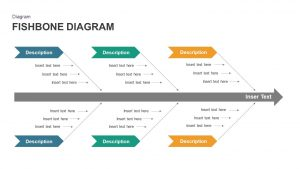 Free Fishbone Diagram PowerPoint Template