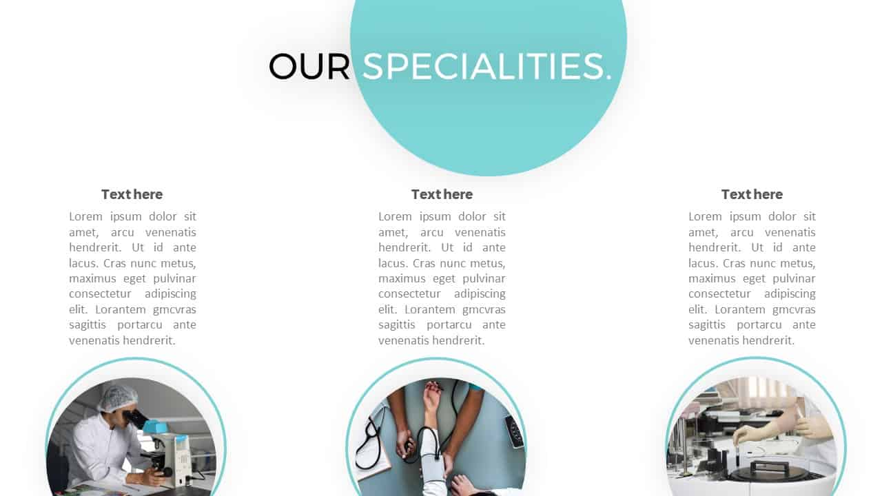 Medical PowerPoint Presentation Templates