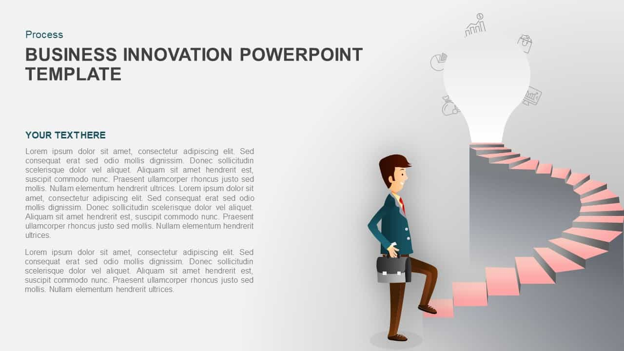 Innovation PowerPoint Templates for Business Presentation