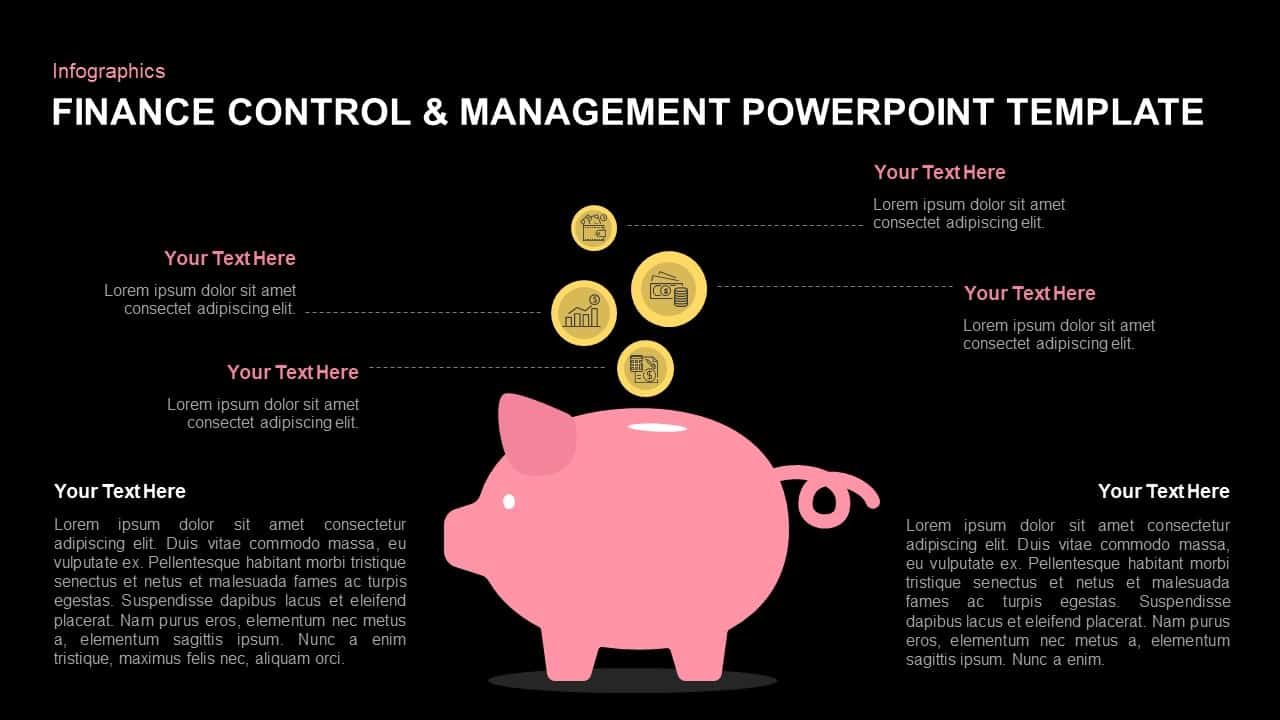Finance Management PowerPoint Template and Keynote