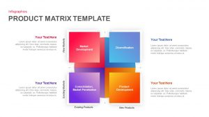Product Matrix Template for PowerPoint and Keynote