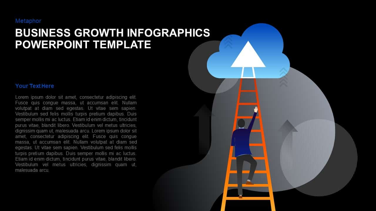 Business Growth Infographics PowerPoint Template and Keynote