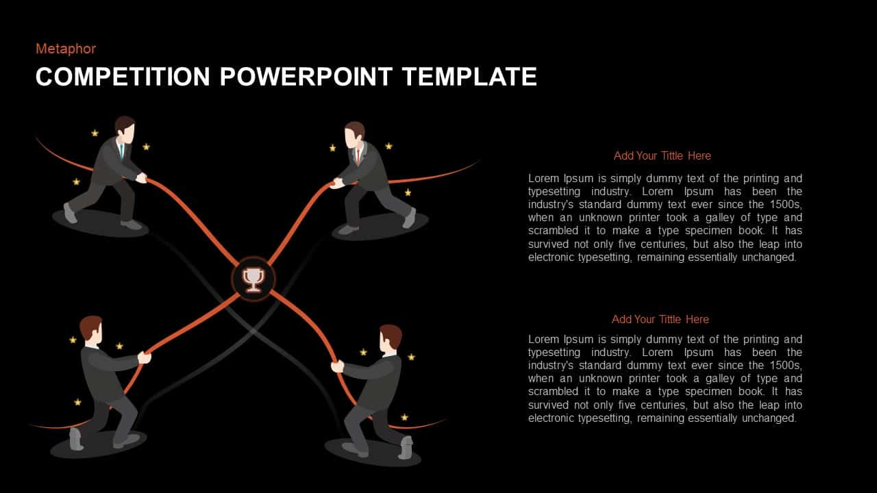 Competition Template for PowerPoint and Keynote