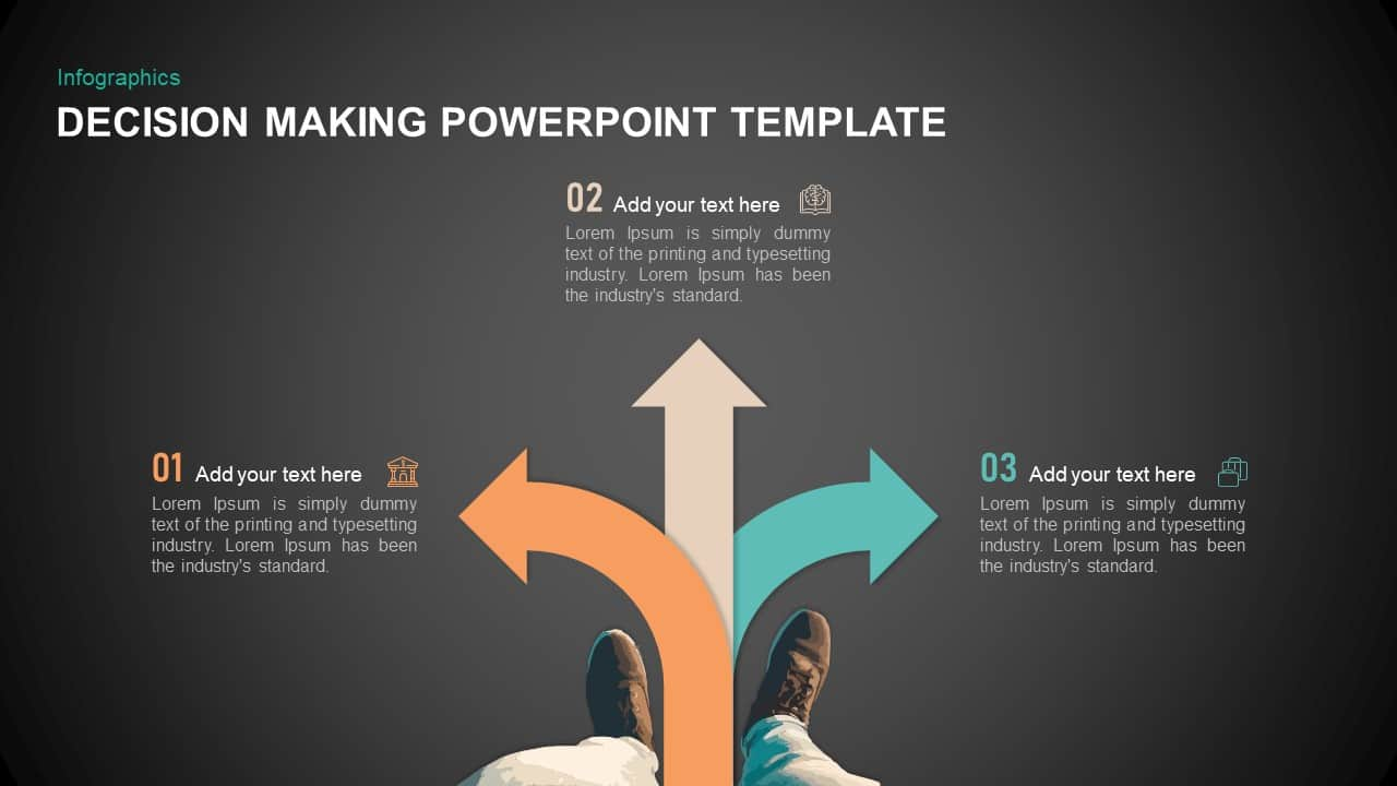 Decision Making Template for PowerPoint and Keynote
