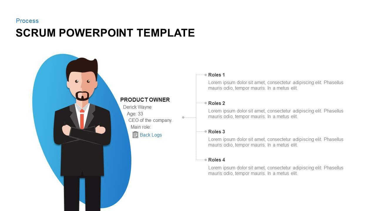 SCRUM PowerPoint Template
