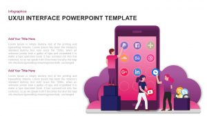 UI/UX Design Template for PowerPoint and Keynote