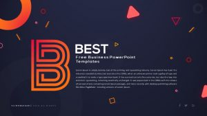 BEST:  Free Business PowerPoint Templates for Presentation