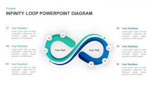 Infinity Loop PowerPoint Diagram & Keynote Template