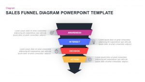 Sales Funnel Template for PowerPoint & Keynote