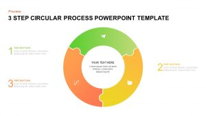 3 to 9 Step Circular Process PowerPoint Templates