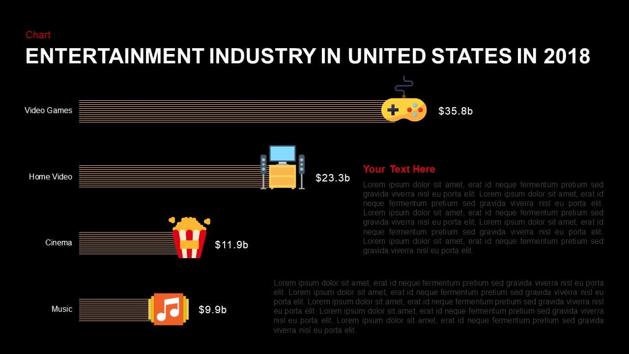 Entertainment Industry PowerPoint Template