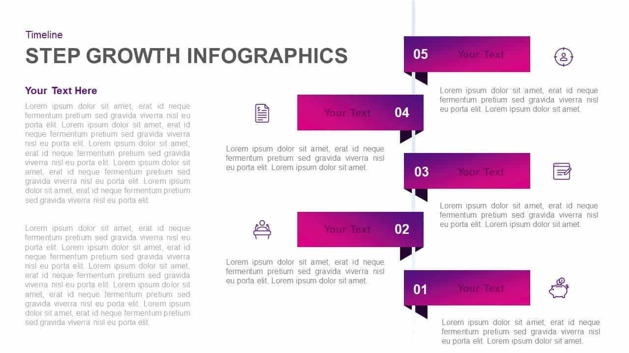 Growth PowerPoint Template