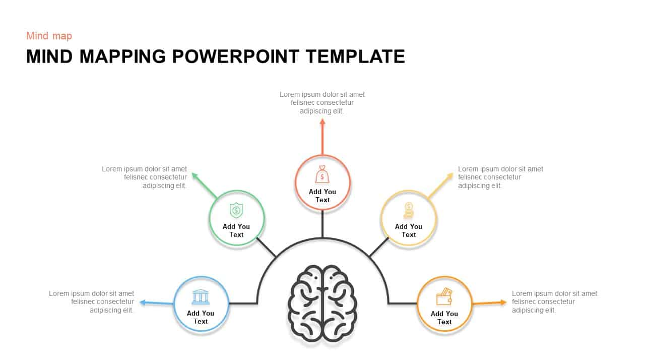 Mind Mapping PowerPoint Template