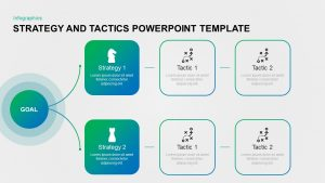 Strategy and Tactics Template for PowerPoint & Keynote
