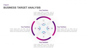 Target Business Analysis Template for PowerPoint & Keynote