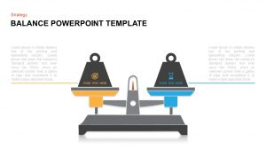 Balance Template for PowerPoint & Keynote