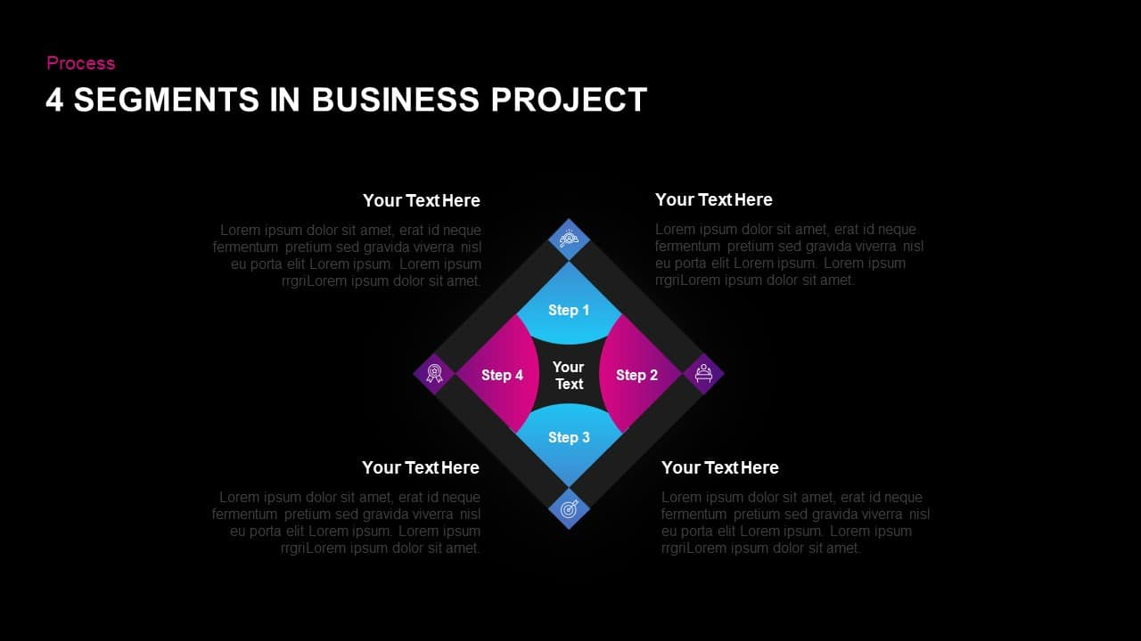 Business Project Plan Template for PowerPoint